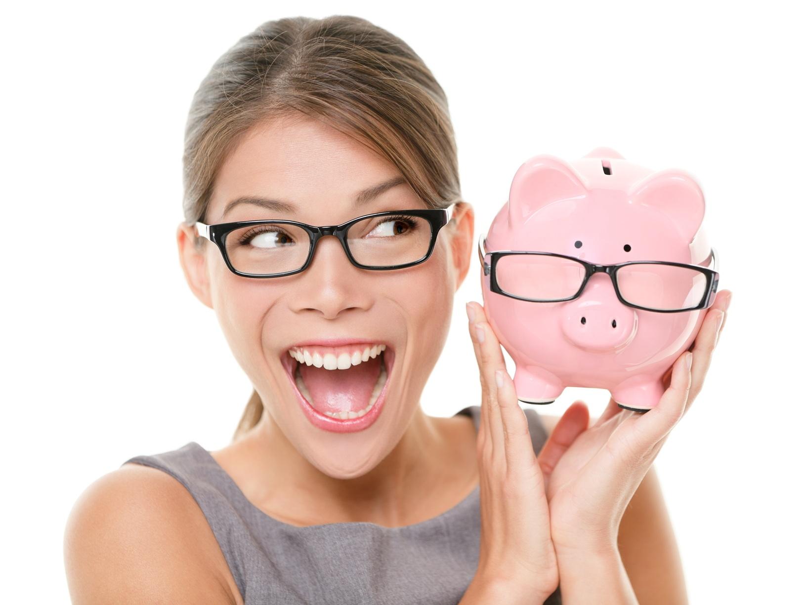 Save money on glasses eyewear